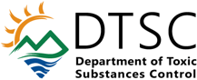 Department of Toxic Substances Control (DTSC) Logo California CA Environmental Regulation Agency