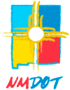 New Mexico Department of Transportation (NMDOT) Logo NM DOT